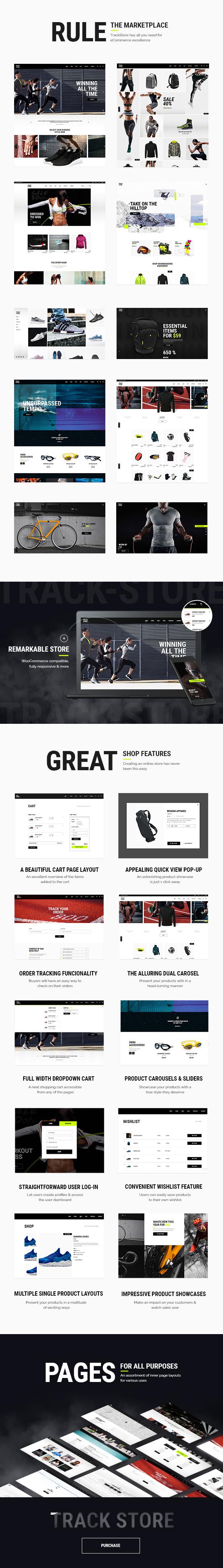 TrackStore - Tienda deportiva - 1